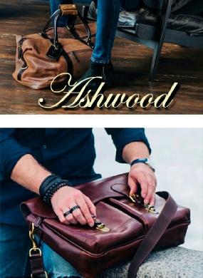 NEW Ashwood Leather